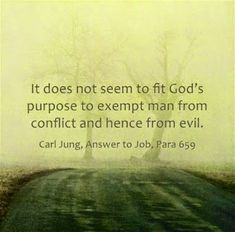 """Carl Jung on """"Conflict."""" Lexicon   Carl Jung Depth Psychology"""