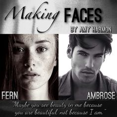 Making Faces by Amy Harmon *Christy's Casting* More than 5 stars!  OMG this was SO GOOD! One of my favorites this year!