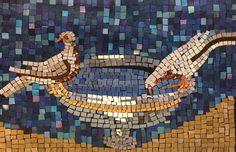 #mosaico #mosaic #colori #creazioni #art #gallaplacidia #mausoleo #colombe #fontana #oro #storiadellarte #drawing #work #hardwork #iphonesia #dailypic #dailyshoot #shooting #picoftheday #artistic #tweegram #instapic #instaart #instaartist #tagsforlike #likeforlike #l4l #followforfollow #followme #followmeguys
