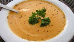 Raw Spicy Creamy Red Pepper Soup from sacredsourcenutrition  +Top 25 Raw Vegan Dinner Recipes