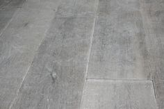 Buy Antique Grey Oak Floorboards Parquet and floor board in Ashington United Kingdom — from The Wide Oak Flooring Co. Grey Floorboards, Light Grey Wood Floors, Grey Hardwood, Hardwood Floors, Engineered Oak Flooring, Timber Flooring, Grey Flooring, Flooring Ideas, Wooden Staircases