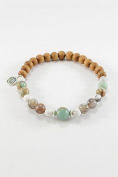 The Namaslay Mala Bracelet - Mala Kamala Mala Beads  - 1