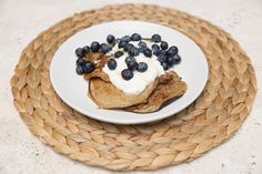 Make these on the weekend for your loved ones and get into their good books! This delicious recipe comes to us from the ridiculously healthy, glowing and gorgeous Carla McMillan, co-founder of Bodypass and excellent healthy cook. It's so easy you can watch it, or read on for the recipe.  Ingredients: 2 ripe bananas