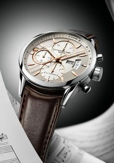 Raymond Weil Freelancer Steel & Rose Gold Class