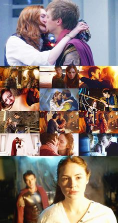 OTP: Rory Williams & Amy Pond <------ yes yes yes yes yes!!!