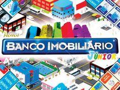 Jogo Banco Imobiliário Junior - Estrela com as melhores condições você encontra…