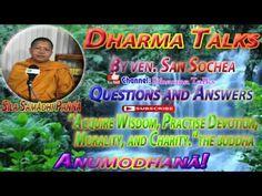 Dhamma Khmer | Khmer Buddha Talk | Khmer Buddha Talk
