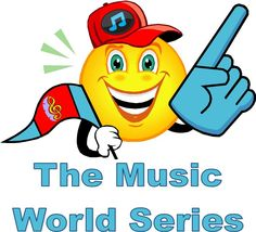 """Once every year our music room is the venue for an event I like to call the """"Music World Series,"""" a tournament of music baseba..."""