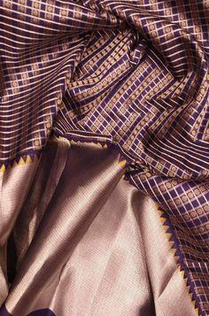 Kanjivaram Sarees Silk, Kanchipuram Saree, Chiffon Saree, Saree Dress, Pure Silk Sarees, Saree Tassels Designs, Blouse Designs Silk, Ethnic Sarees, Indian Sarees
