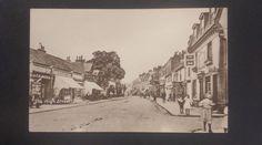 The Ram Inn (right), High Street, Dorking.