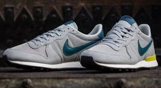 Nike Internationalist – Base Grey – Night Factor – Citron