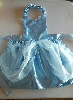 Disney Princess Cinderella Dress Up Apron Costume by AllThingsElsa