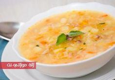 طريقة تحضير شوربة الأرز واللحم - http://www.lalamoulati.net/articles/40389.html