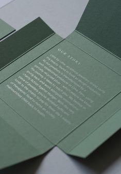 Custom box / envelop