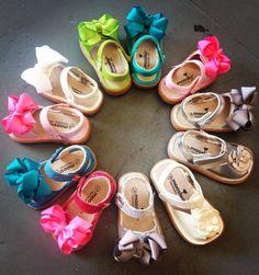 Mooshu squeaker shoes at Zandy Zoos!