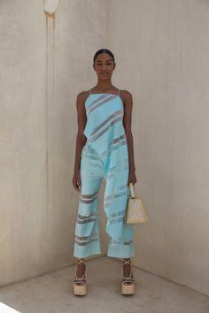 Fashion Line, Blue Fashion, Runway Fashion, Trendy Fashion, Women's Fashion, Casual Dresses, Casual Outfits, Cute Outfits, Summer Fashion Outfits