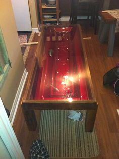 Tailgate coffee table Repurposed Cool Pinterest Tailgating