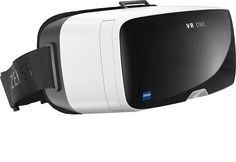 Die ZEISS VR ONE und die passenden Schalen  Die ZEISS VR ONE Die ZEISS VR ONE ist ein Virtual Reality Headset. Das Smartphone dient als Bildschirm und wird mit einer Schale in die VR Brille eingelegt. Das Smartphone wird passgenau vor den Präzisionslinsen von ZEISS platziert und bietet somit optimalen Blick auf das Display.