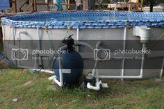 Installing replacement liner inside of Intex metal frame Pool Liner Replacement, Coleman Pool, Atlantis Pools, Empty Pool, Cheap Pool, Free Pool, Pool Liners, Round Pool, Intex Pool