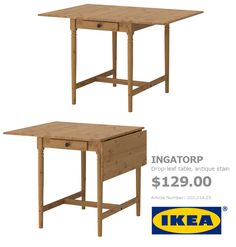 Scandinavian Furniture Seen in The 2015 Ikea Collections