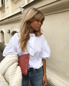 HAFSA Trendfrisuren Chad, akkurater Mittelscheitel oder People from france Minimize Cease to live Frisurentrends Costume Noir, Looks Style, Mode Inspiration, Fashion Inspiration, Hair Inspo, Hair Looks, New Hair, Blonde Hair, Fashion Beauty