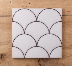 Handpainted Sneak Peek: Meet Susanne Redfield Founder of Kibak Tile Fireclay Tile, Spanish Tile, White Tiles, Beautiful Bathrooms, Tile Design, Mosaic Tiles, Product Launch, Design Inspiration, Hand Painted
