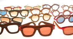 'eject' eyewear collection by ab denizel