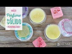 Cómo hacer perfume sólido personalizado en tres pasos