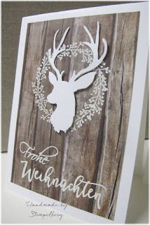 Stempelberg: Die Weihnachtskartenproduktion