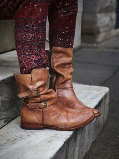 Stu Sandover Mid Boot by Free People If only they weren't so dang expensive