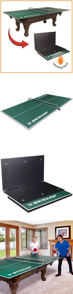 Tables 97075: 4 Piece Table Tennis Conversion Top Folding Ping Pong Outdoor  Indoor Kid Sport