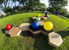 New York's FIGMENT interactive sculpture garden is fun for the whole family
