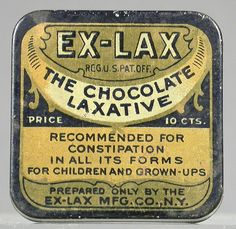 Collection Ex Lax Chocolate Pictures - Homeas