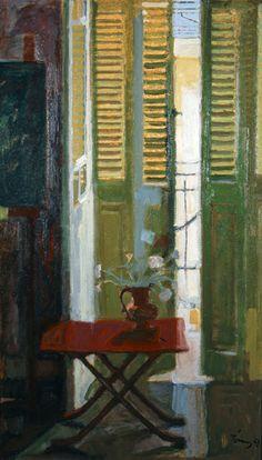 Panayiotis Tetsis - French Door (1961)