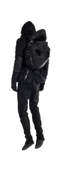 Visions of the Future: AITOR THROUP, NEW OBJECT RESEARCH 2013: casual accessories for the apocalypse.