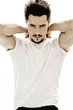 Alexander Dreymon - Uthred on The Last Kingdom...this one is better