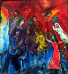 Marc Chagall ▓█▓▒░▒▓█▓▒░▒▓█▓▒░▒▓█▓ Gᴀʙʏ﹣Fᴇ́ᴇʀɪᴇ ﹕ Bɪᴊᴏᴜx ᴀ̀ ᴛʜᴇ̀ᴍᴇs ☞  http://www.alittlemarket.com/boutique/gaby_feerie-132444.html ▓█▓▒░▒▓█▓▒░▒▓█▓▒░▒▓█▓