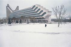 Polytechnic Institute in Minsk, Belarus