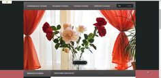Responsive Curtains Store PrestaShop Theme 1.5