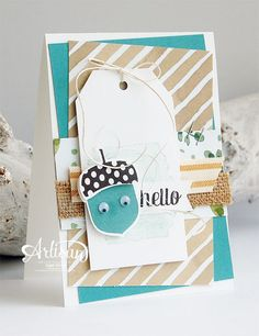 Stampin' Cards and Memories: Stampin'Up Artisan Bloghop
