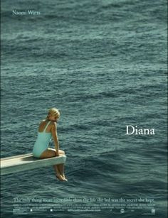 """Ya tenemos trailer oficial de """"Diana"""" el biopic de Lady Di     Naomi Watts será la encargada de protagonizar a una de las mujeres más seguid..."""