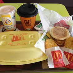 Breakfast @McDonalds!!!