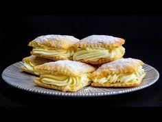 Ha megvan ez a 4 hozzávaló, kész is a TÖKÉLETES olasz desszert| Cookrate - Magyarország - YouTube Little Bites, No Cook Desserts, Food Cakes, Flan, Mini Cupcakes, Biscotti, Cake Recipes, Pancakes, Food And Drink