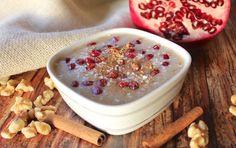 Amaranth-Banana Porridge