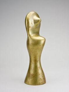 Jean Arp (Hans Arp) French, born Germany (Alsace), 1886–1966 Poupée-basset, 1965