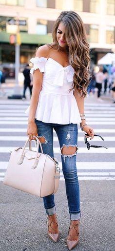 0d1410c32945 45 Modest Summer Outfits Ideas To Wear Girls