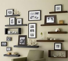 great idea for a large wall like the different boxes and character
