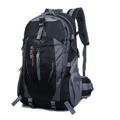 DUDINI Waterproof Women & Men Travel Backpack Nylon Mochilas Fashion Rucksack High Quality Casual Backpack Large capacity Bags