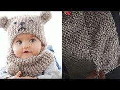 Simple new born baby cap Knitting Design Knitting Pattern Designer Knitting Patterns, Knitting Designs, Knitting Videos, Knitting For Beginners, Sweater Design For Ladies, Baby Dress Tutorials, Woolen Craft, Baby Girl Announcement, Baby Girl Accessories