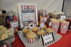 volunteer appreciation snack booth